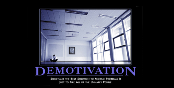 25 Hilarious Demotivational Posters You Need Right Now