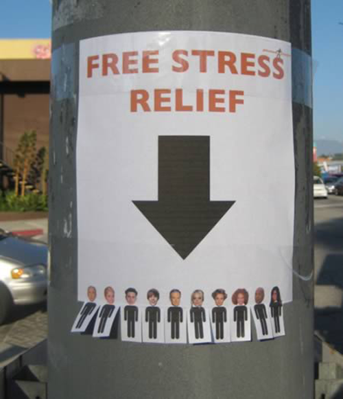 Free Stress Relief