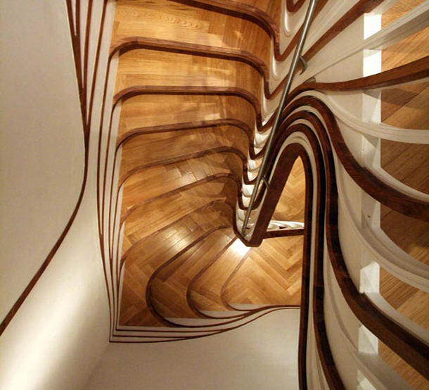 Trippy Staircase