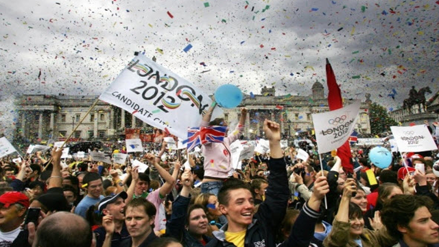 The 2012 Olympic are expected to have over 4 billion people watching