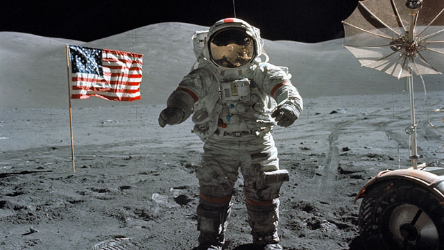 2012 London Olympic stadium cost same amount as sending someone to the moon 11 times