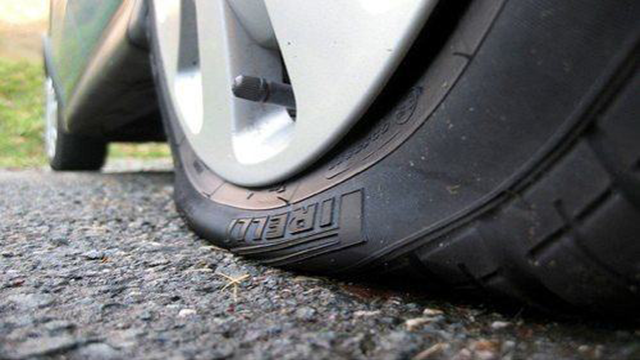 Keep Your Tires Inflated