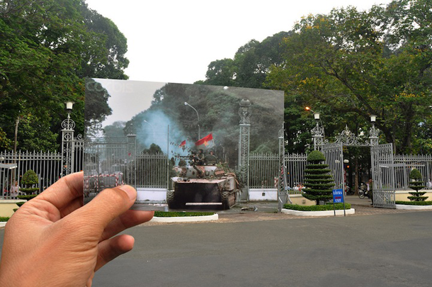 Vietnam: Old Photos Become Windows Into The Past