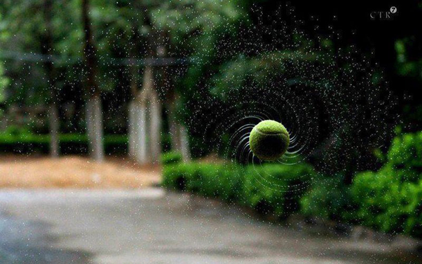 Picture of the Week: Top Spin