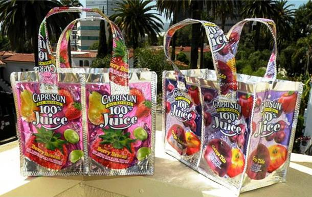 Juice Pack Bags and Totes