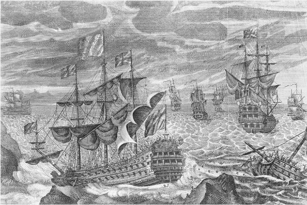 Scilly Naval Disaster of 1707