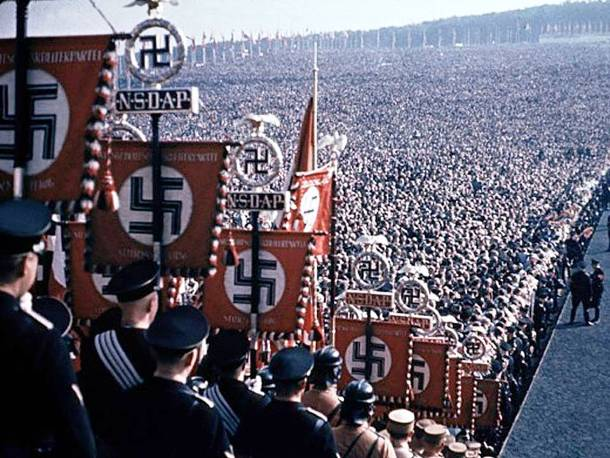 Nationalist Socialist German Worker's Party (NAZI) Party