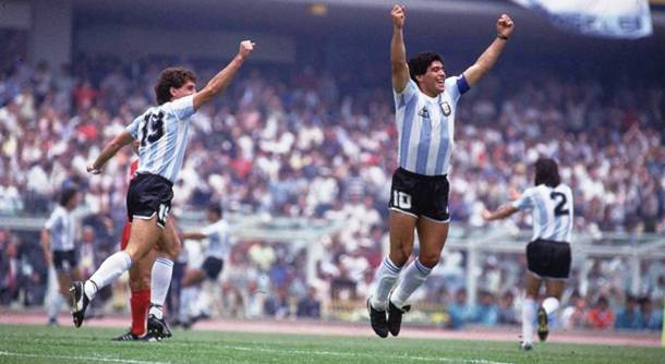 The Goal of the Century 1986