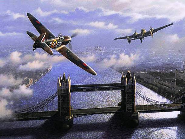 The Battle of Britain: 1940