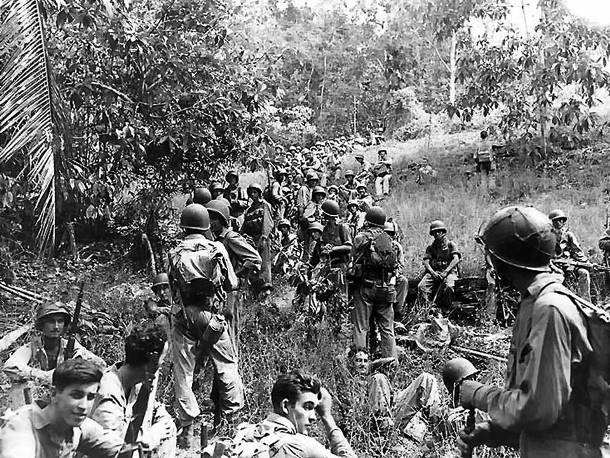 The Battle of Guadalcanal: 1942-1943