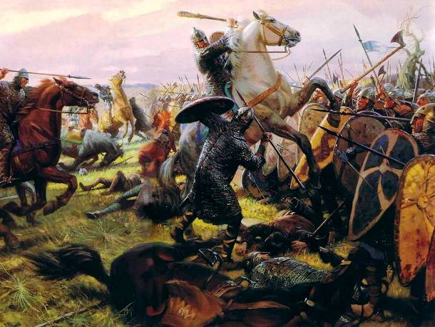 The Battle of Hastings: 1066 AD