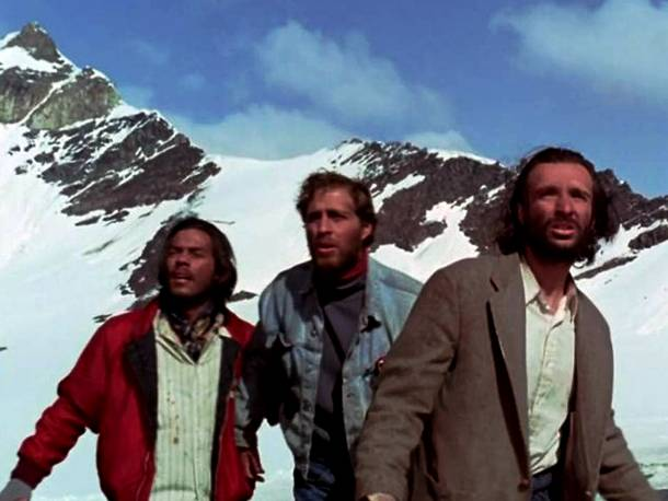 Stranded in the Andes