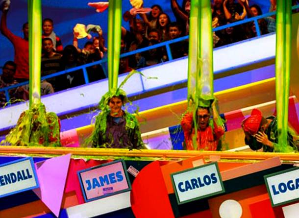 Everyone Wants To Get Slimed