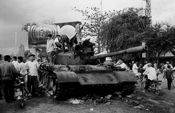 The Cambodian Coup, 1970