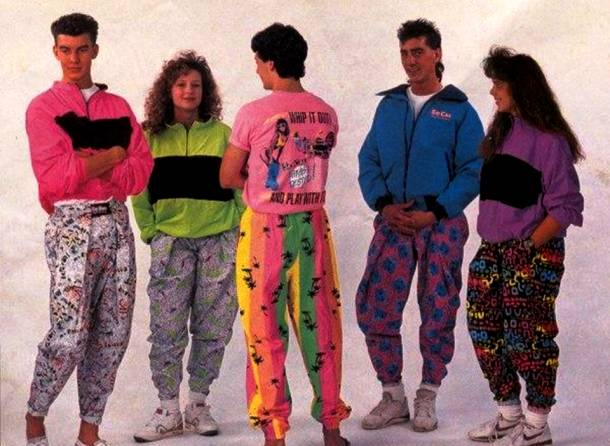 You Got the 90s Look