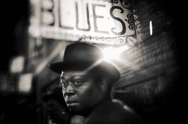 Blues in the Streets of Chicago
