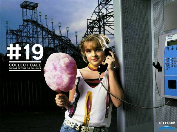 You Know How to Place a Collect Call