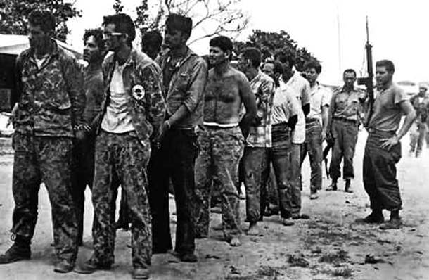 Bay of Pigs Invasion Force, 1960