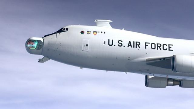 The Airborne Laser/Boeing YAL-1