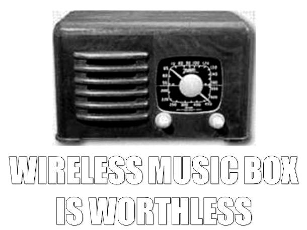 Radio Is A Junk