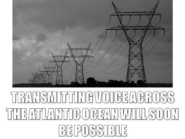 Voice Transmission Possible