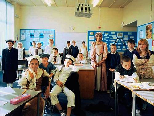 Classrooms From Around The World