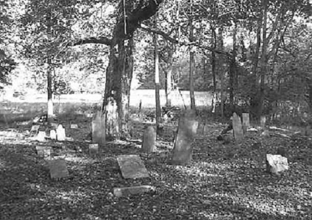 Witches Cemetery Tennessee