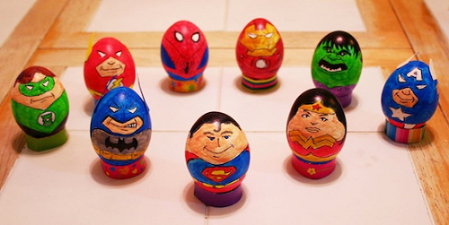justice league easter egg