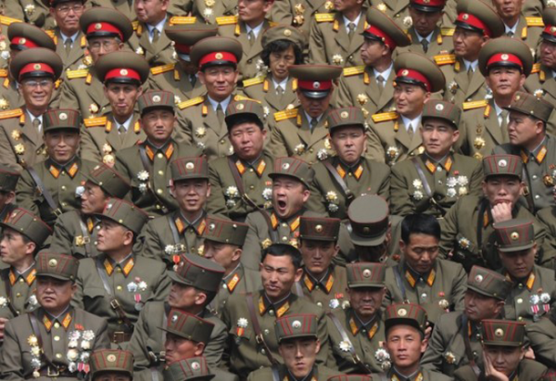 New Photographs From Inside North Korea