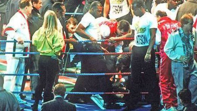 The End of Michael Watson's Career