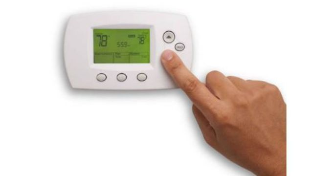 Adjust the thermostat of your air conditioner during summer