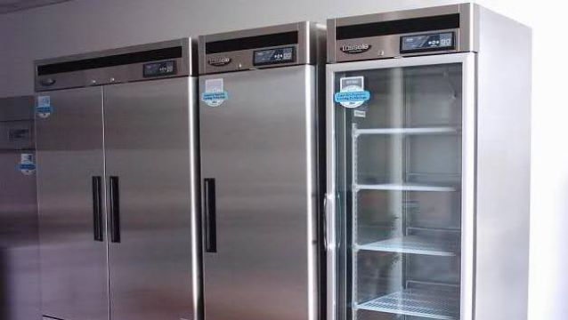 Select a refrigerator or a freezer that is just enough for your needs