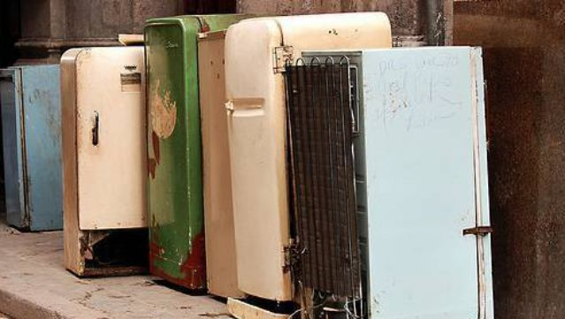 Replace your antique refrigerator with a new one