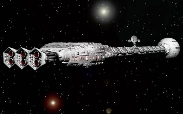 USS Discovery One