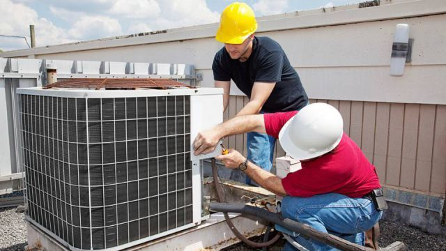 Have your air conditioner checked up regularly
