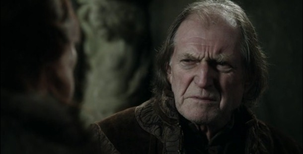 Walder Frey played the role of a Squib in the popular movie Harry Potter.