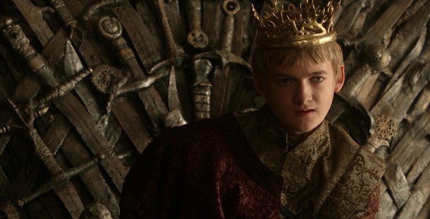 Joffrey Baratheon first rose to popularity for his role in Batman Begins.