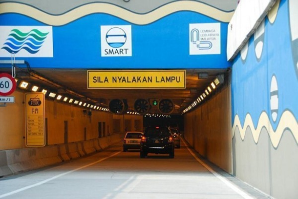 """A """"Smart"""" Tunnel That Diverts Flood Waters"""