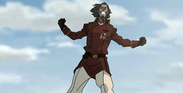 The first and last encounter of Korra with cactus juice was with Bumi.