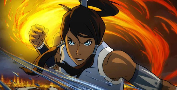 Her muscular frame used to be the biggest insecurity of Korra as a child.