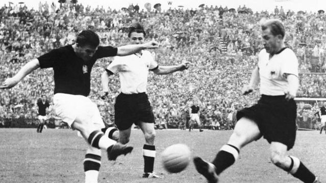 Germany's Victory in the 1954 World Cup