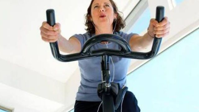 Never neglect to wipe out sweat after using cardio equipment.