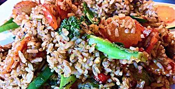 Pearl's Fried Rice