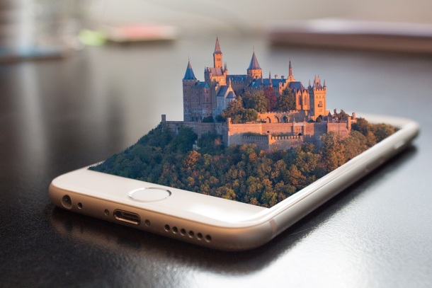 Mobile Phone 3D