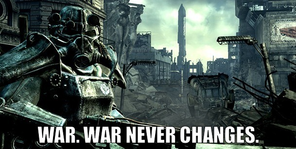 Narrator from Fallout 3