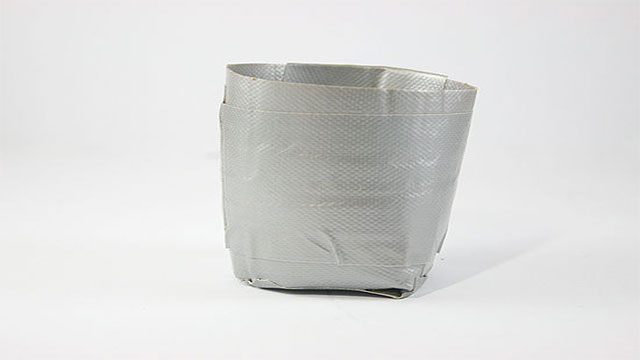 Duct tape cup