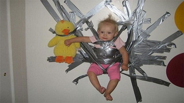 duct tape daycare