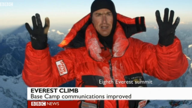 first call from everest
