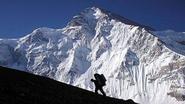 Everest without oxygen
