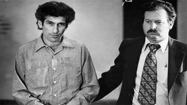 Kenneth Bianchi and Angelo Buono (The Hillside Stranglers)